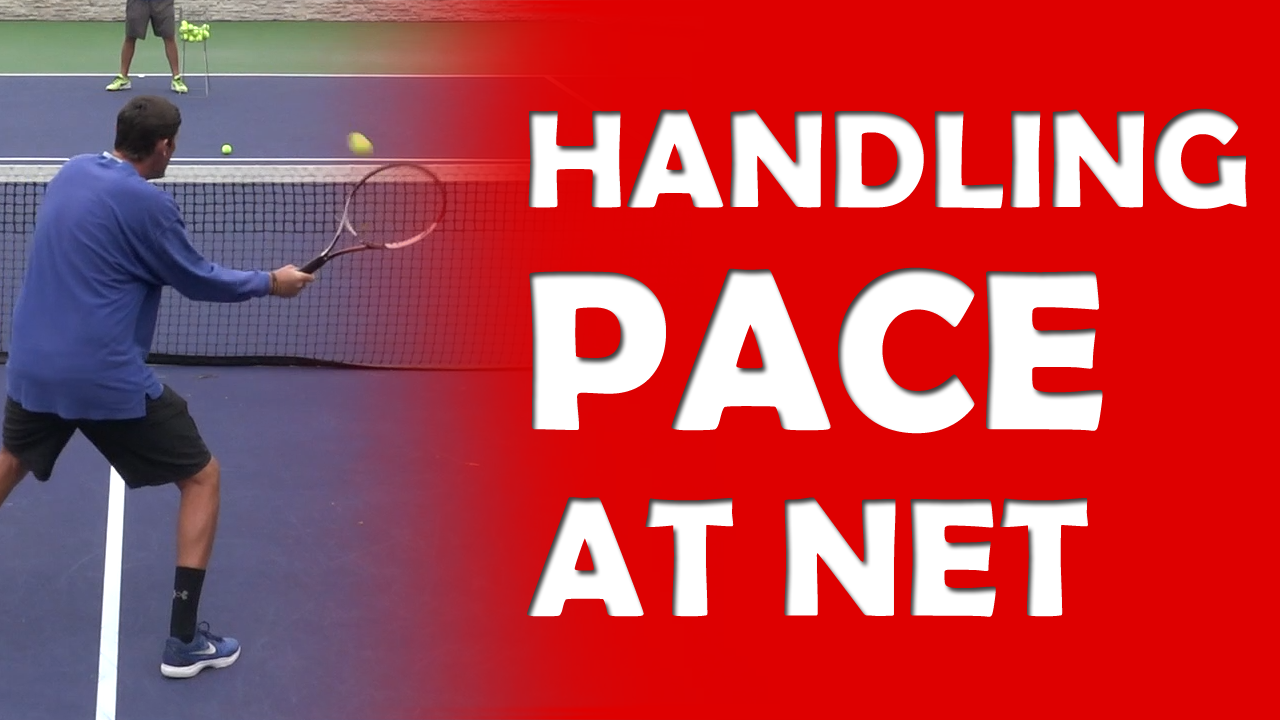 how to add pace to tennis serve